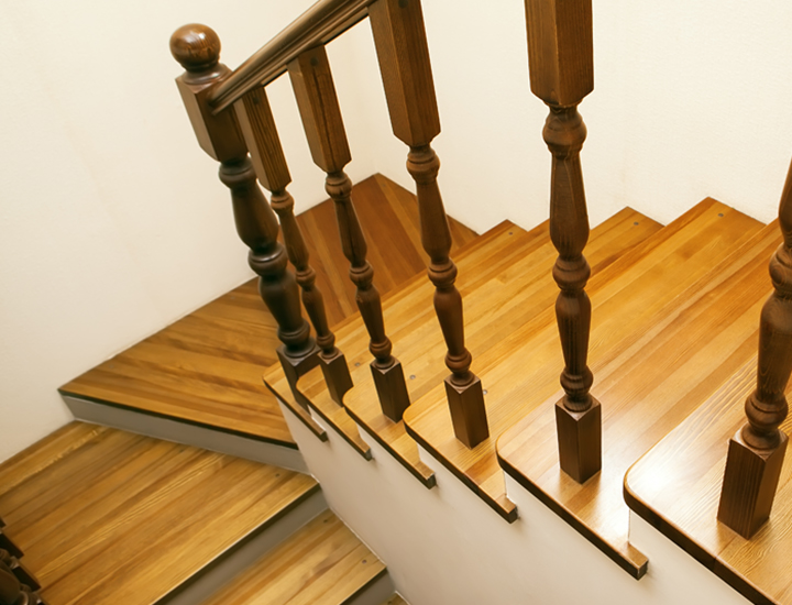 measuring staircase image