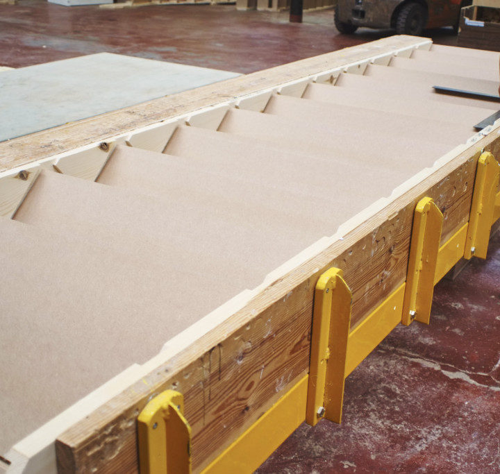 staircase assembly