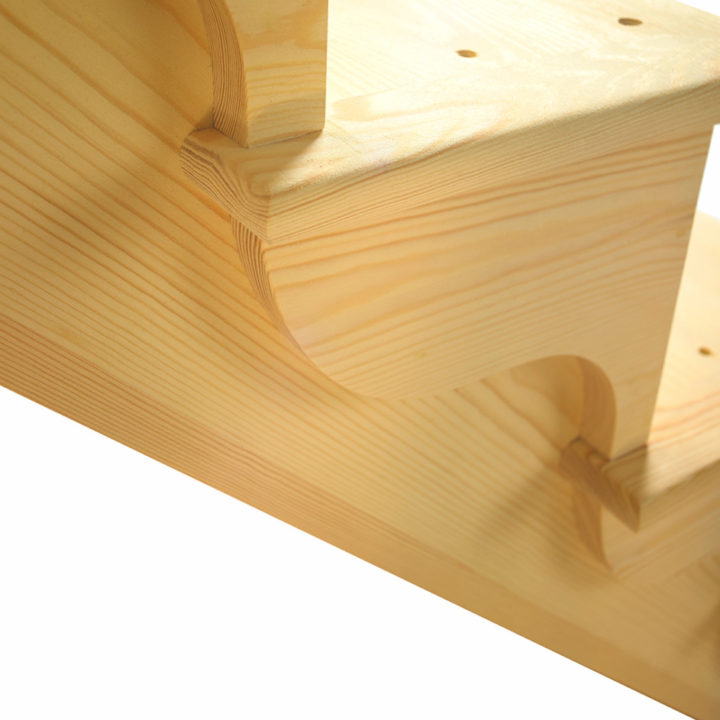 Express Timber Stairs staircase